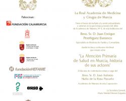 Toma de Posesión como Académico de Número, N°4, de esta Institución el  Ilmo. Sr. D. Juan Enrique Pereñiguez Barranco