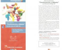 La Real Academia de Medicina y Cirugía de la Región de Murcia y la Fundación Cajamurcia, le invitan a la 4ª Sesión del Ciclo