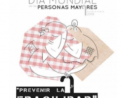 La Real Academia de Medicina y Cirugía de la Región de Murcia, le invita a la celebración del Día Mundial de las Personas Mayores, que tendrá lugar, conforme al programa adjunto, entre los días 1 y 3 del próximo mes de Octubre