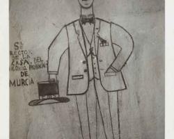 LA REAL ACADEMIA DE MEDICINA Y CIRUGÍA DE LA REGIÓN DE MURCIA tiene el honor de invitarle a la Mesa Redonda: Vida y obra del Excmo. Sr. D.Román Alberca Lorente