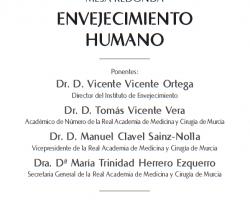 Mesa Redonda - Envejecimiento Humano