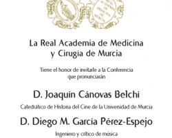 Conferencia - 'Cine y Medicina'