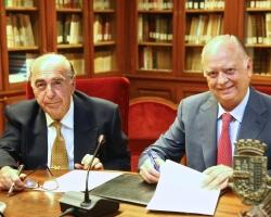 La Real Academia de Medicina y Cirugía de Murcia ha firmado un Convenio con ASISA  para desarrollar actividades médicas y de Ciencias de la salud